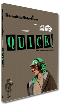 Quick! Cover